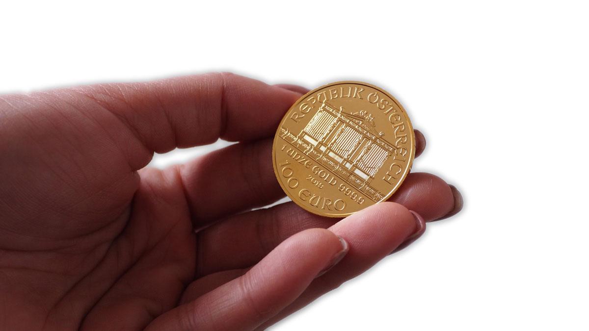 Zlato je lákavou investicí, platí to obzvláště o investičních mincích